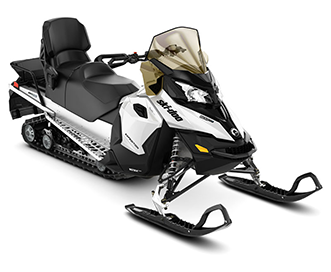 Snowmobile Rentals in Grand Lake CO